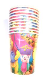 pooh bear cup