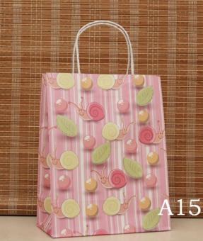Kraft Gift Bag15